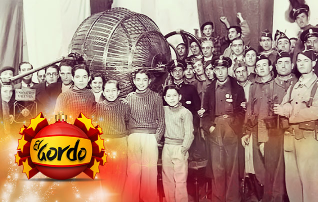 The history of the Spanish Christmas Lottery
