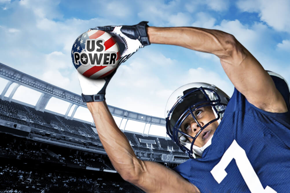 US Power Super Bowl Jackpots To Exceed $1 Billion*