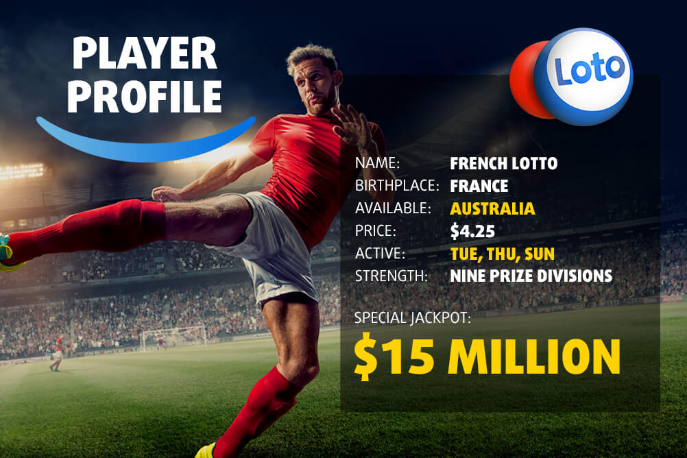 Lottoland World XI - French Lotto