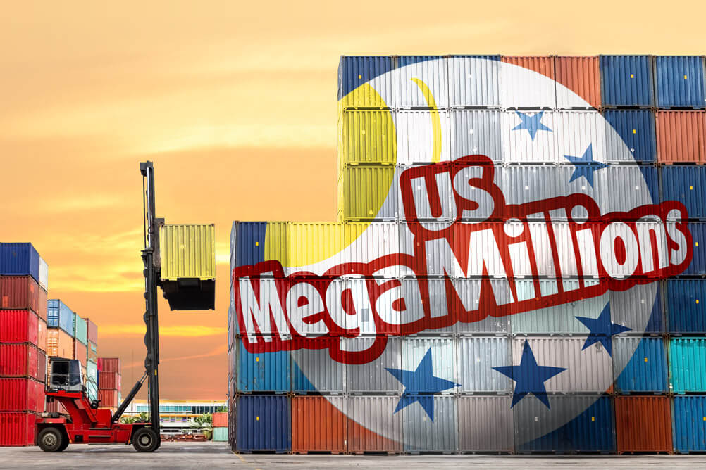 $919m* MegaMillions Jackpot set to Challenge Record Book
