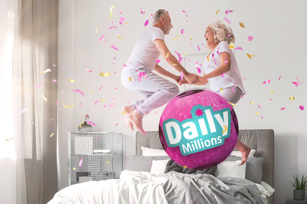 Daily Millions - Win up to $75 Million!