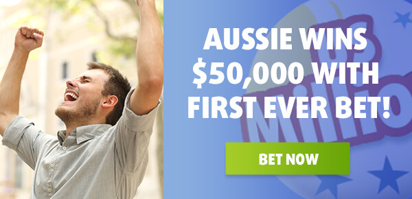 Aussie Wins $50k on First Ever Bet